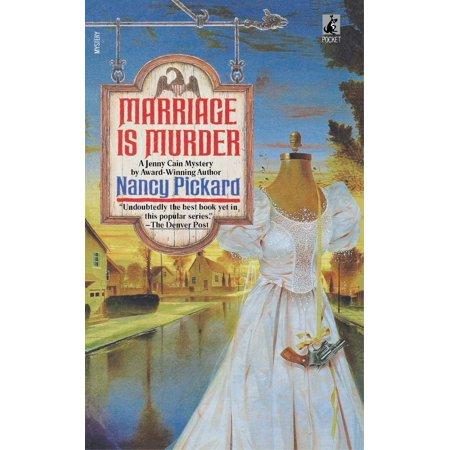 Marriage Is Murder - eBook