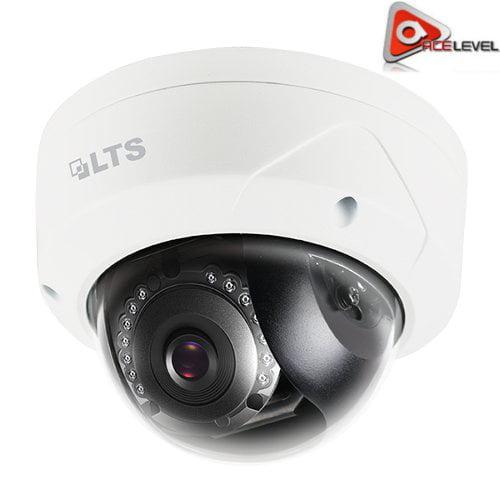 LTS, Surveillance Camera, CMIP7422N-28M, Platinum Fixed Lens Dome Network IP Camera 2.1MP - 2.8mm
