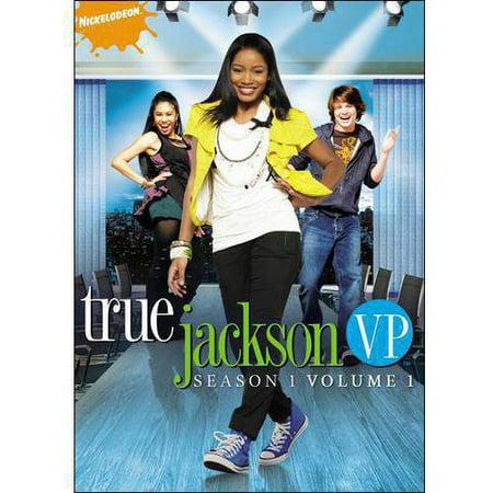 True Jackson  Vp  Season 1  Vol 1  Full Frame