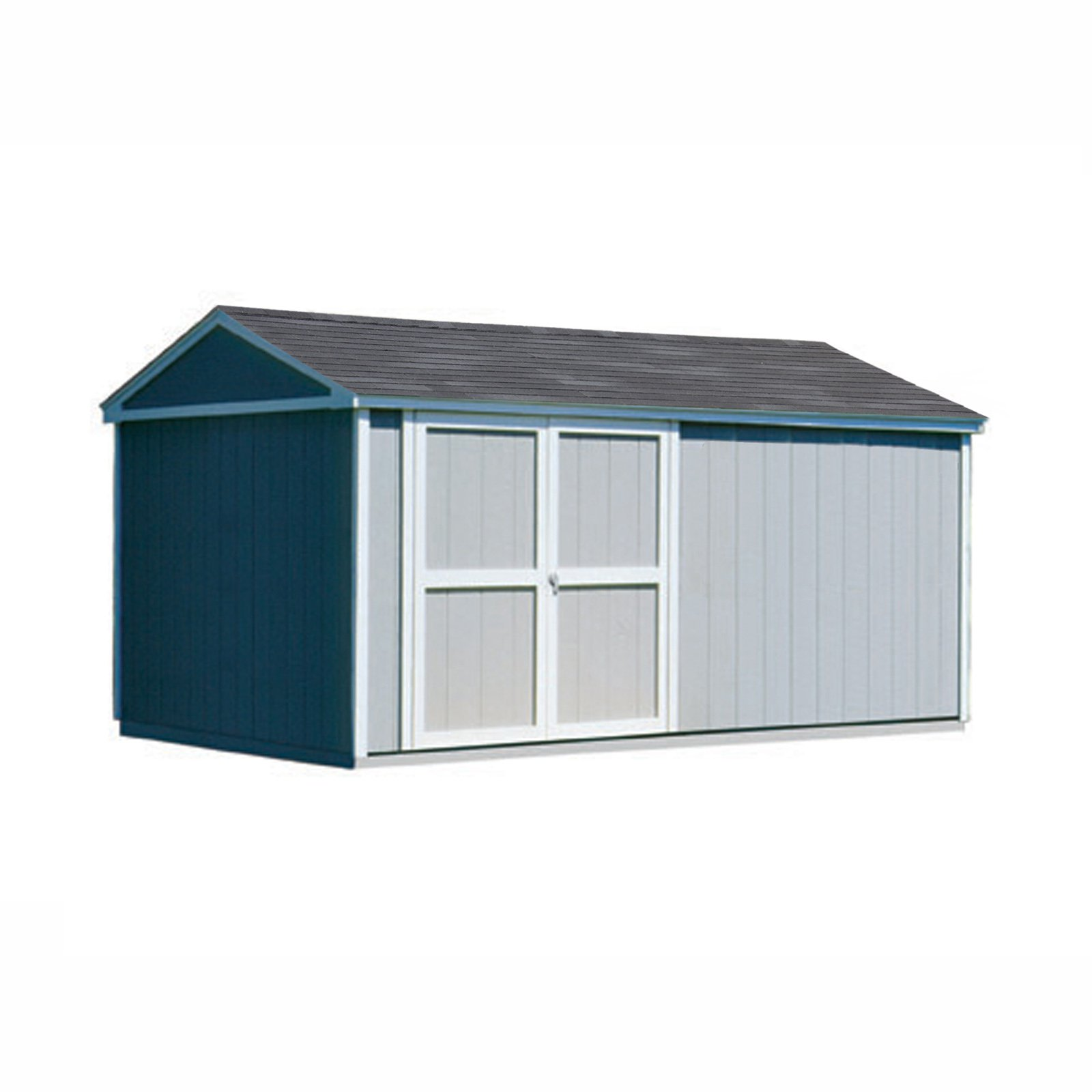 Handy Home Somerset Storage Shed - 10 x 16 ft.