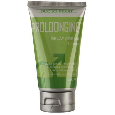 Proloonging Delay for Men - 2 Oz. - -