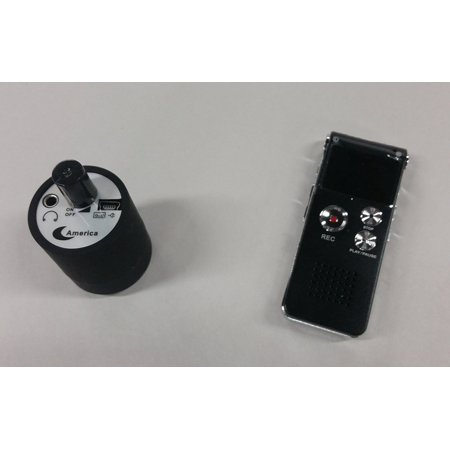EVP RECORDER Plus GEO_PHONE Paranormal Research Tools