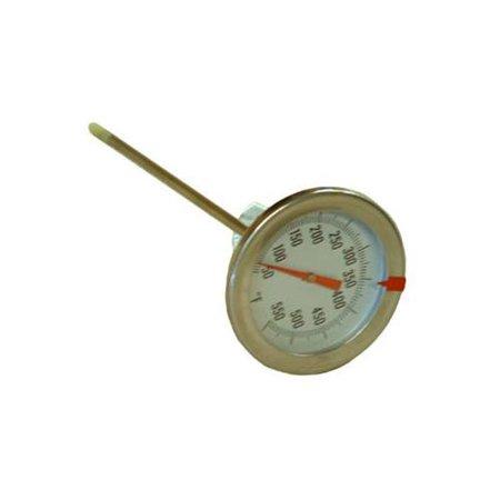 Bayou Classique 5020 5 pouces Thermom-tre inoxydable - image 1 de 1