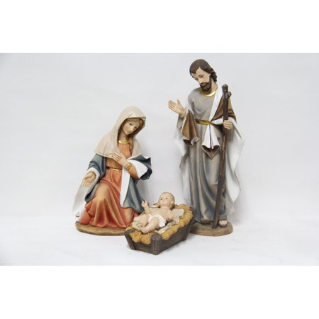 3 PC NATIVITY SET - Child Nativity Set