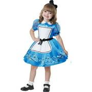 Wonderland Cutie Toddler Halloween Costume