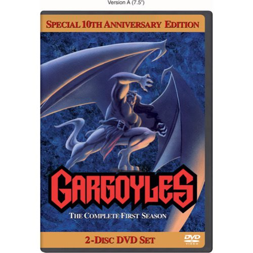 Gargoyles: The Complete First Season (Special 10th Anniversary Edition) (Full Frame, ANNIVERSARY)