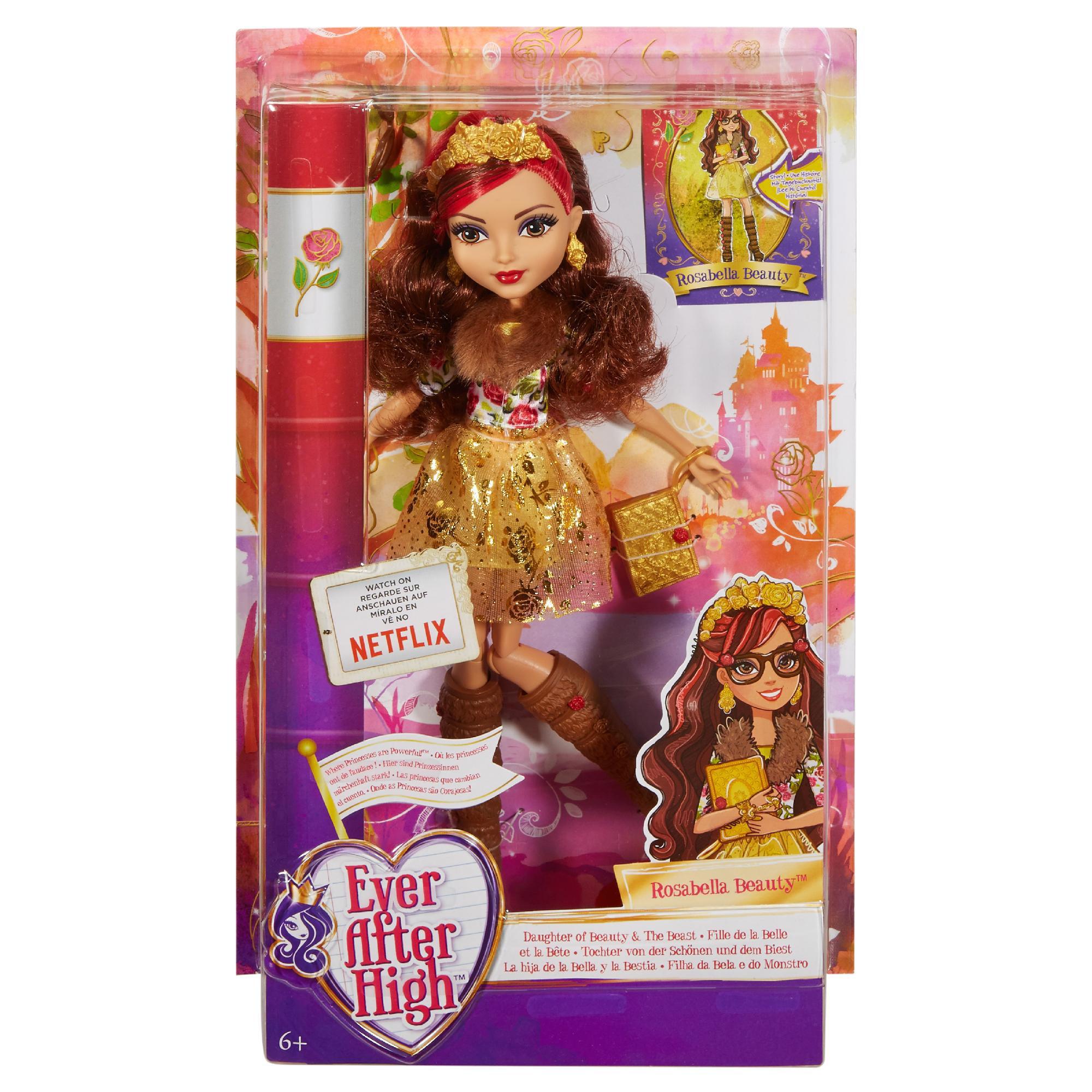Ever After High Rosabella Beauty Doll  Walmartcom