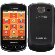 Samsung SCH U380 Brightside - Black (Verizon or Page Plus) Cellular Phone Manufacturer refurbished
