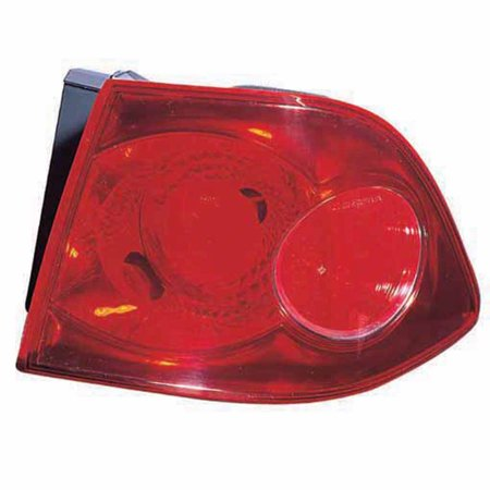 NEW TAIL LIGHT ASSEMBLY OUTER RIGHT SIDE FITS 2006-2008 KIA MAGENTIS - Magentis Tail Light
