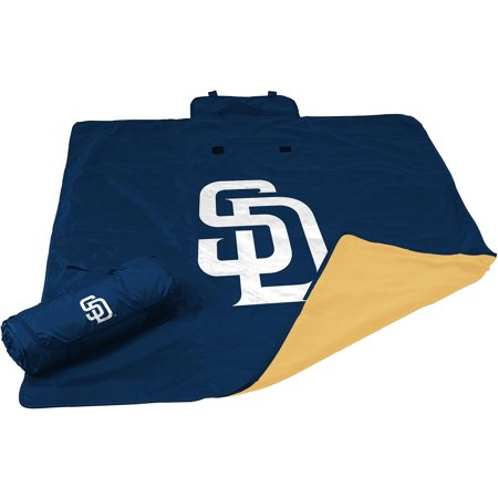 San Diego Padres All-Weather Blanket by
