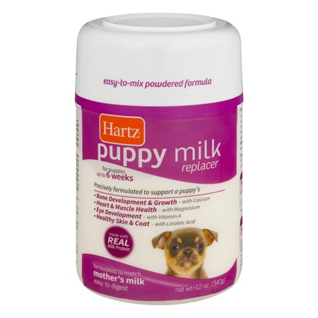 Puppy Weaning Formula - Hartz Powdered Formula for Puppies