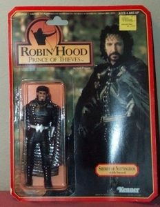 Kenner Robin Hood Prince of Thieves Sheriff of Nottingham W//Sword 1991 2