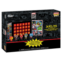 Advent Calendar: Marvel 24pc (Pkt POP)