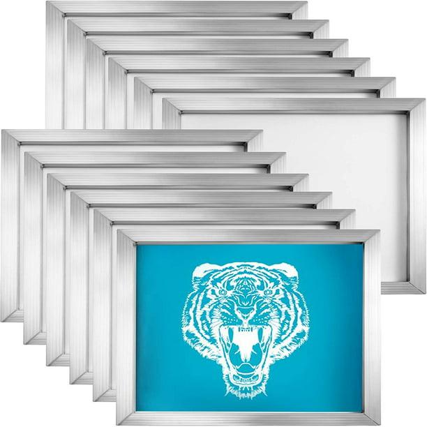 24/'/'x20/'/' Aluminum Silk Screen Printing Press Frame with 110//160//230 Mesh