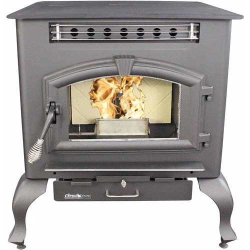 US Stove Multi-Fuel Stove with Legs by United States Stove Company