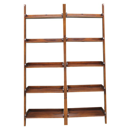 International Concepts Lean to Shelf Units - Set of 2