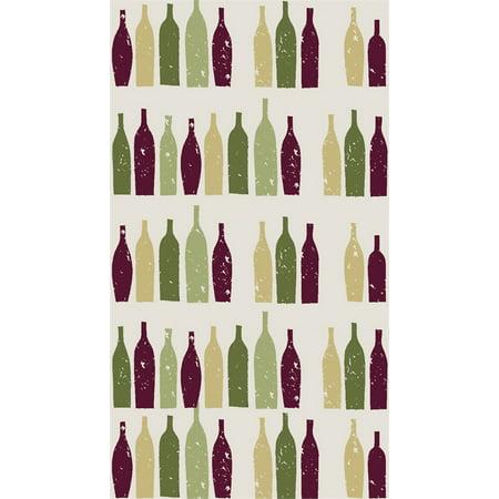Paper Guest Towel, 15 count, Wine is Breakfast