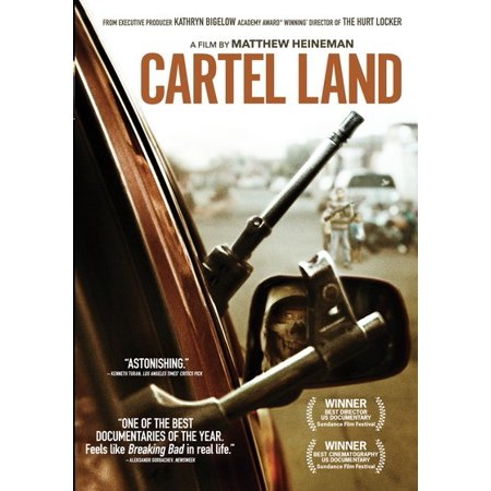 Cartel Land (DVD) (Army Of Two The Devil's Cartel All Costumes)