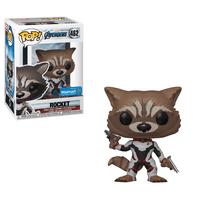 Funko POP! Marvel: Avengers Endgame - Rocket (Walmart Exclusive)