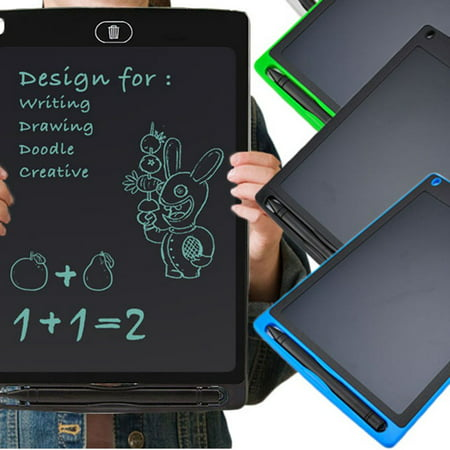 Holiday Clearance 8.5 inch Mini Writing Board Message LCD Writing Tablet Drawing Tablet Handwriting Paperless Notepad for