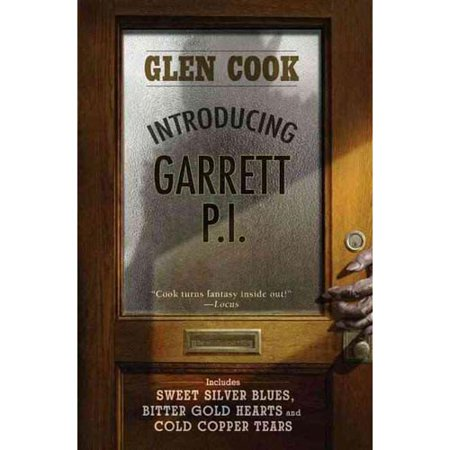 Introducing Garrett, P. I.: Sweet Silver Blues  Bitter Cold Hearts  Cold Copper Tears by