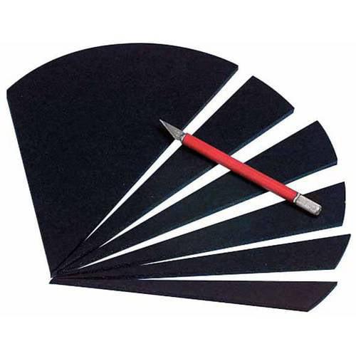 """Elmer's Sturdy Foam Board, 20"""" x 30"""" x .1875"""", Black, 10pk"""