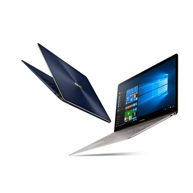 Asus Zenbook 3 Deluxe UX490UA-XH74-BL 14.0 inch Intel Core i7-8550U 1.8GHz/ 16GB LPDDR3/ 512GB PCI-E SSD/ USB3.1/ Windows 10 Professional Ultrabook (Royal Blue)