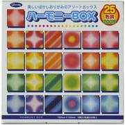 "Origami Paper 5.875""X5.875"" 200 Sheets-Harmony"