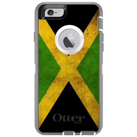 DistinctInk™ Custom Grey OtterBox Defender Series Case for Apple ... f3703452d