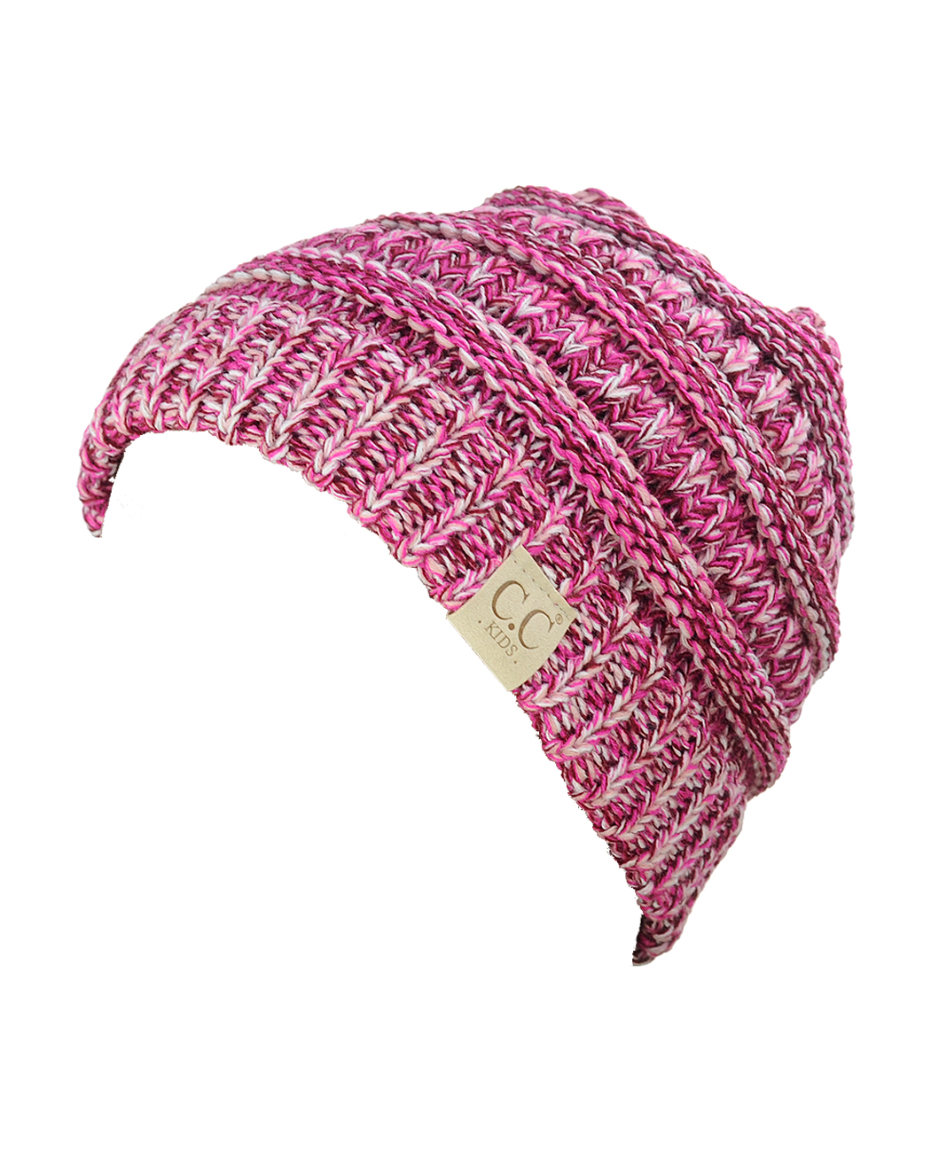 NYFASHION101® Kids C.C Cute Warm and Comfy Children's Knit Ski Beanie Hat