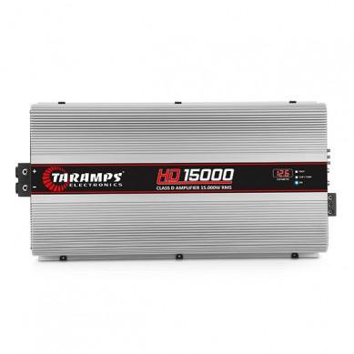 Taramps HD150001 1 ohm One Channel Ultra-High Power Competition Car Audio Amplifier for Professional