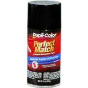 Krylon BHA0941 Black Metallic Honda Exact-match Automotive Paint - 8 Oz. Aerosol