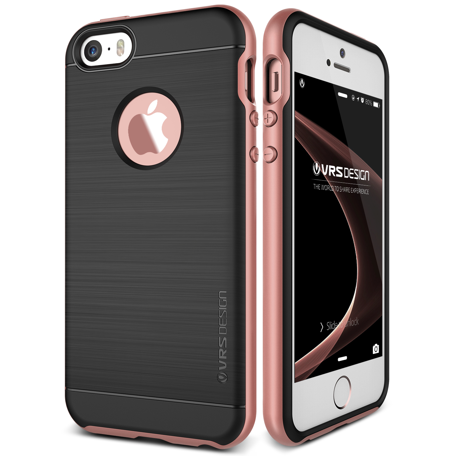 iPhone SE Case Cover | Slim Rugged Protection | VRS Design High Pro Shield for Apple iPhone SE