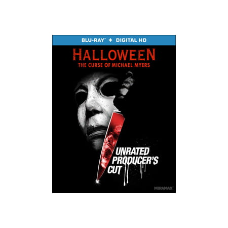 Halloween: The Curse of Michael Myers (Blu-ray) (Halloween Curses)