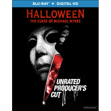 Halloween: The Curse of Michael Myers (Blu-ray) - Halloween Michael Myers Movie Collection