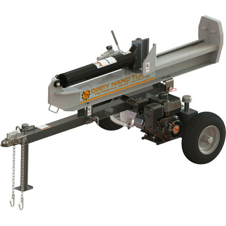 Dirty Hand Tools 22 Ton Full-Beam Horizontal/Vertical Log Splitter, DHT Engine