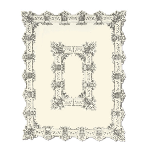 Heritage Lace Heirloom Rectangle Tablecloth