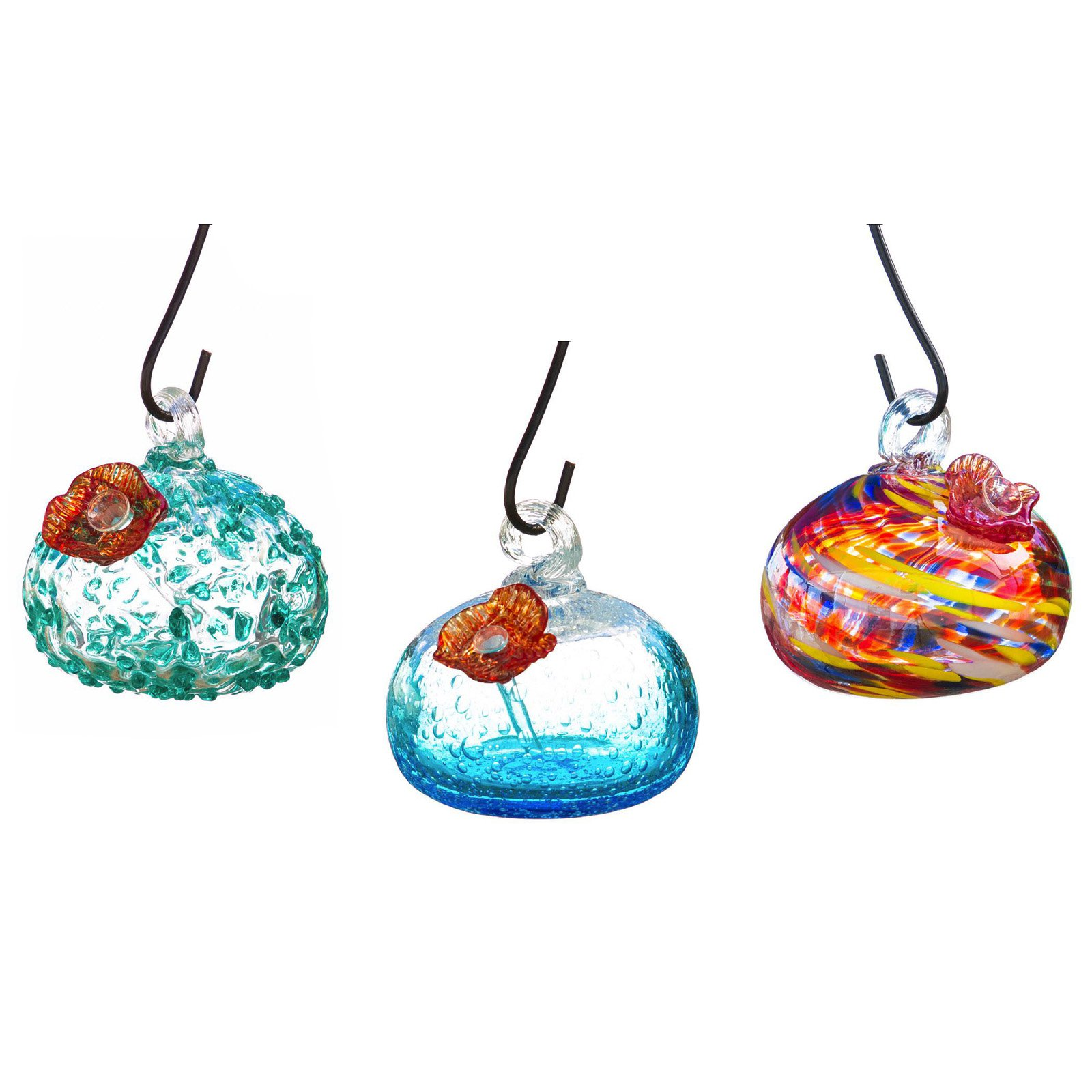 Evergreen Enterprises Hummingbird Feeder Trio