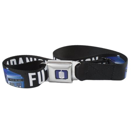 Doctor Who Future Companion Seatbelt Belt