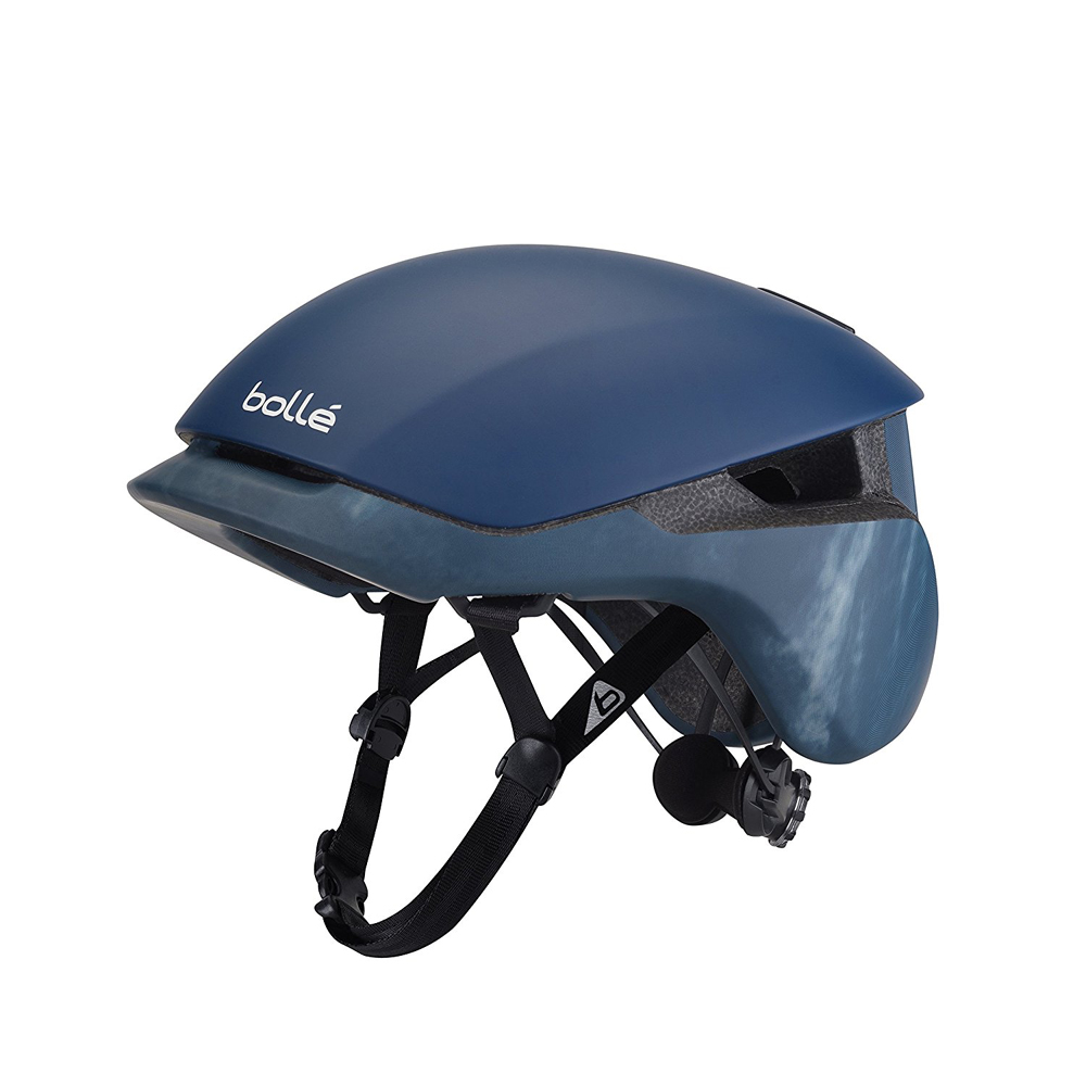 Bolle Cycling Messenger Standard Blue 58-62cm 31606 Cycling Helmet Click-to-Fit