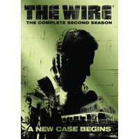 The Wire: The Complete Second Season (DVD)