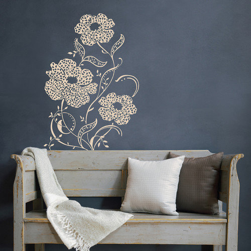 Brewster Home Fashions Euro Amelie Wall Decal
