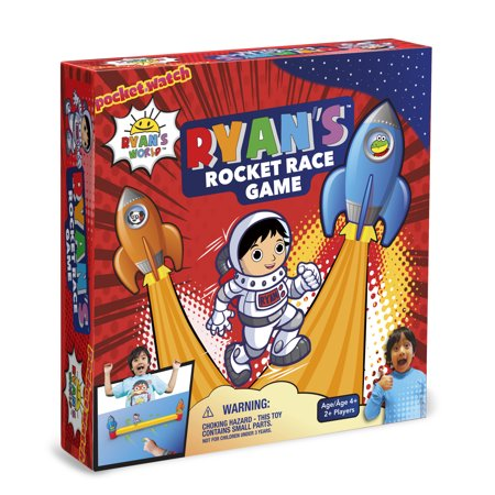 Ryans Rocket Race Kids Game