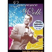 Lawrence Welk: Classic Episodes, Vols. 1-4 by SYNERGY DISTRIBUTION