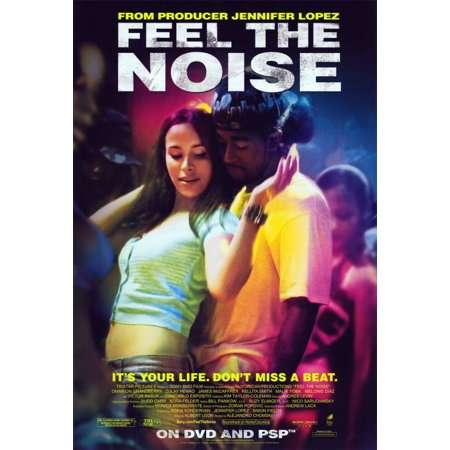 Feel The Noise POSTER Movie B Mini - Halloween Noises Soundboard