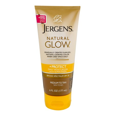 Reviews On Jergens Natural Glow Moisturizer