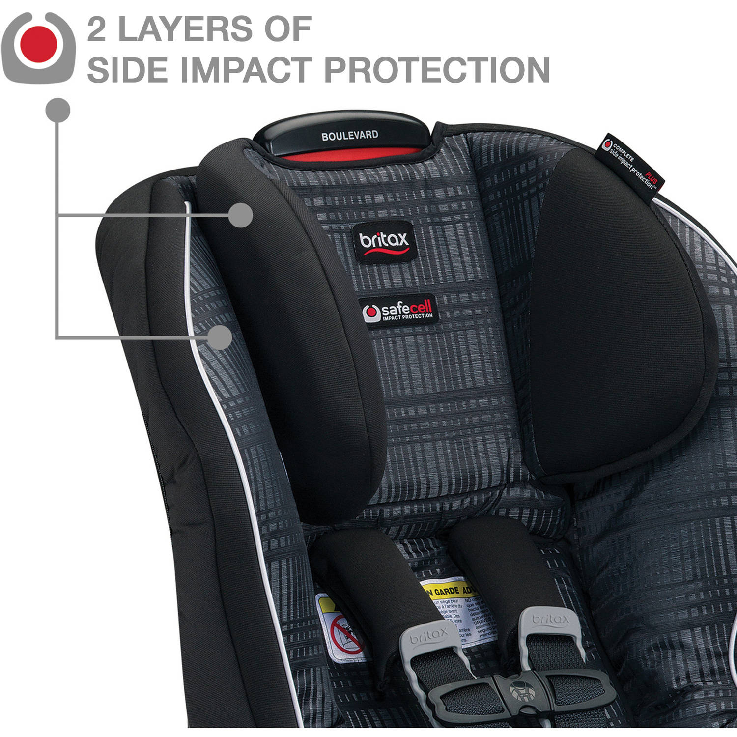 Britax Boulevard G41 Convertible Car Seat Choose Your Color