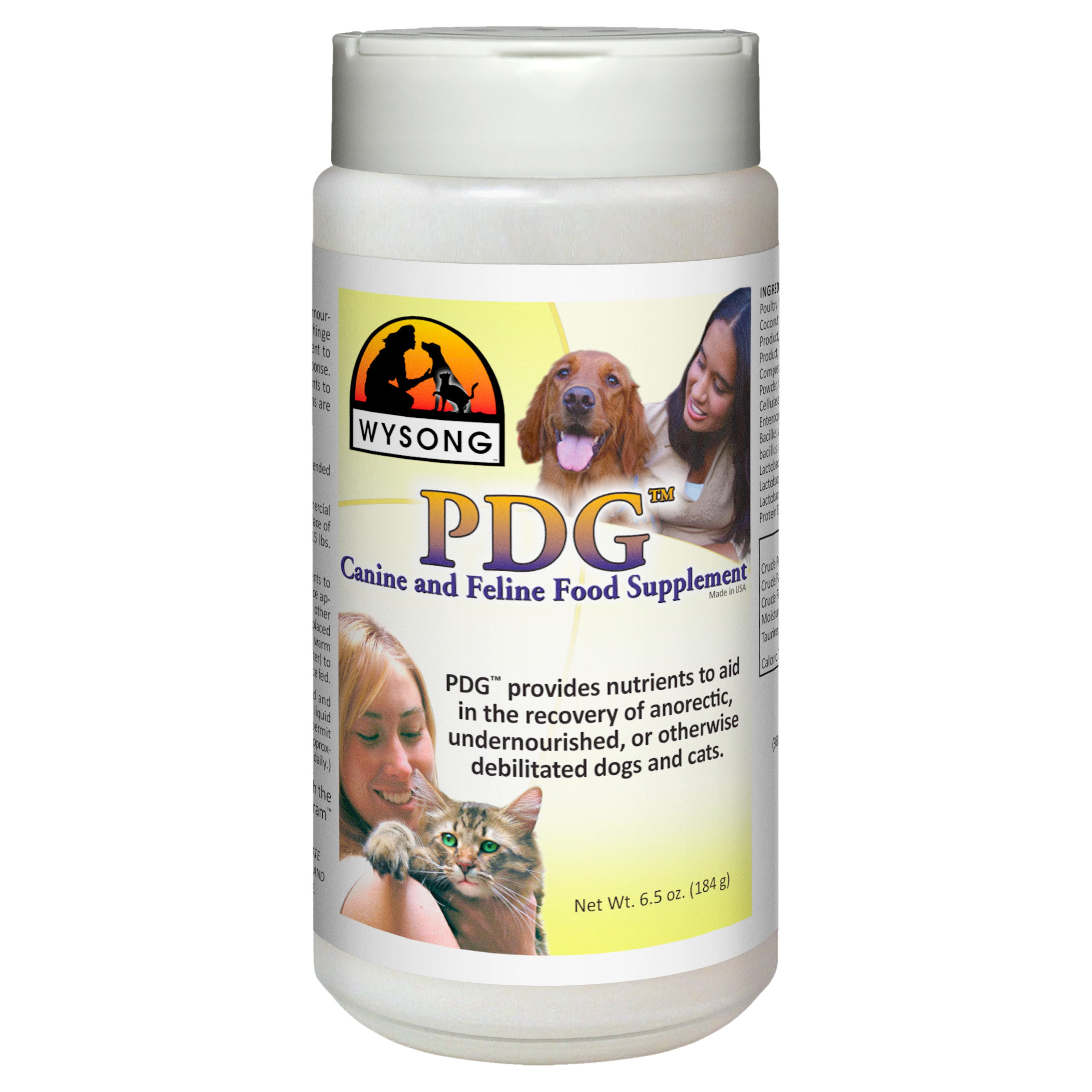 Wysong PDG Canine/Feline Food Supplement