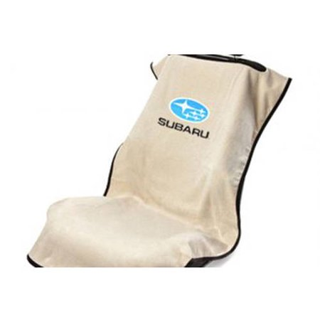 Seatarmour Subaru Tan Seat Armour