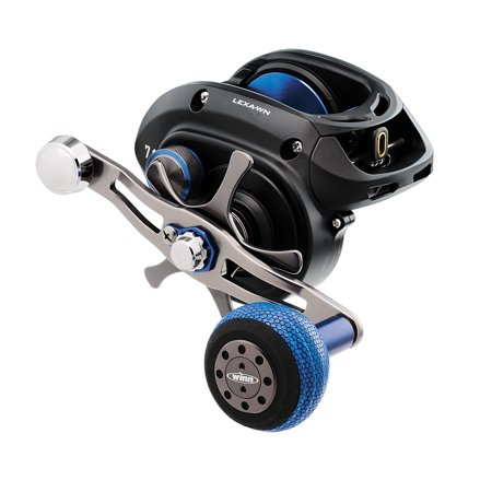 Lexa Type WN Casting Reel 300, 7.1:1 Gear Ratio, 32.40